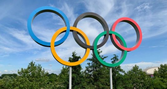 Olympics content delivery