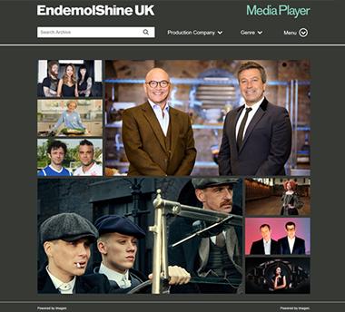 EndemolShine Screenshot