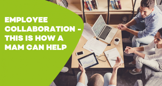 Employee Collaboration - this is how a MAM can help