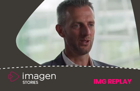 IMG Replay interview