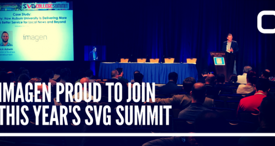 Imagen at the SVG College Summit