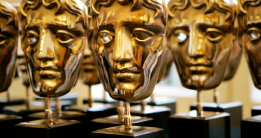 Bafta awards in a line