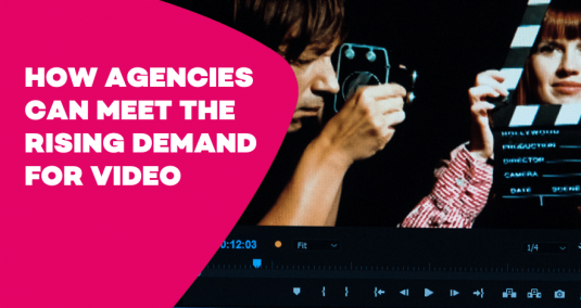 Rising demand for video