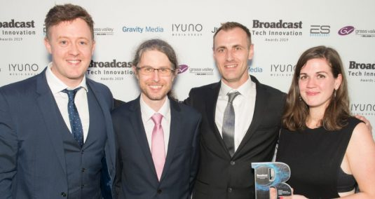 Imagen and The Broadcast Awards