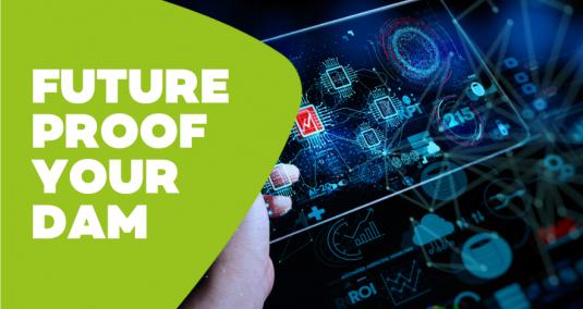 Future-proof your digital asset management (DAM)