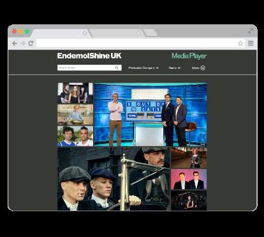 Endemol Screenshot