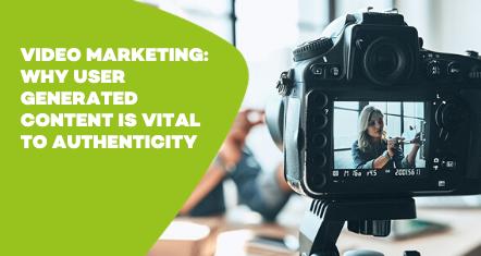 UGC - video marketing thumbnail