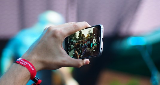 broadcasters using user-generated content